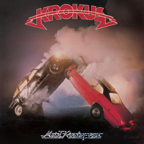Krokus 'Metal Rendez-vous' - Cargo Records UK
