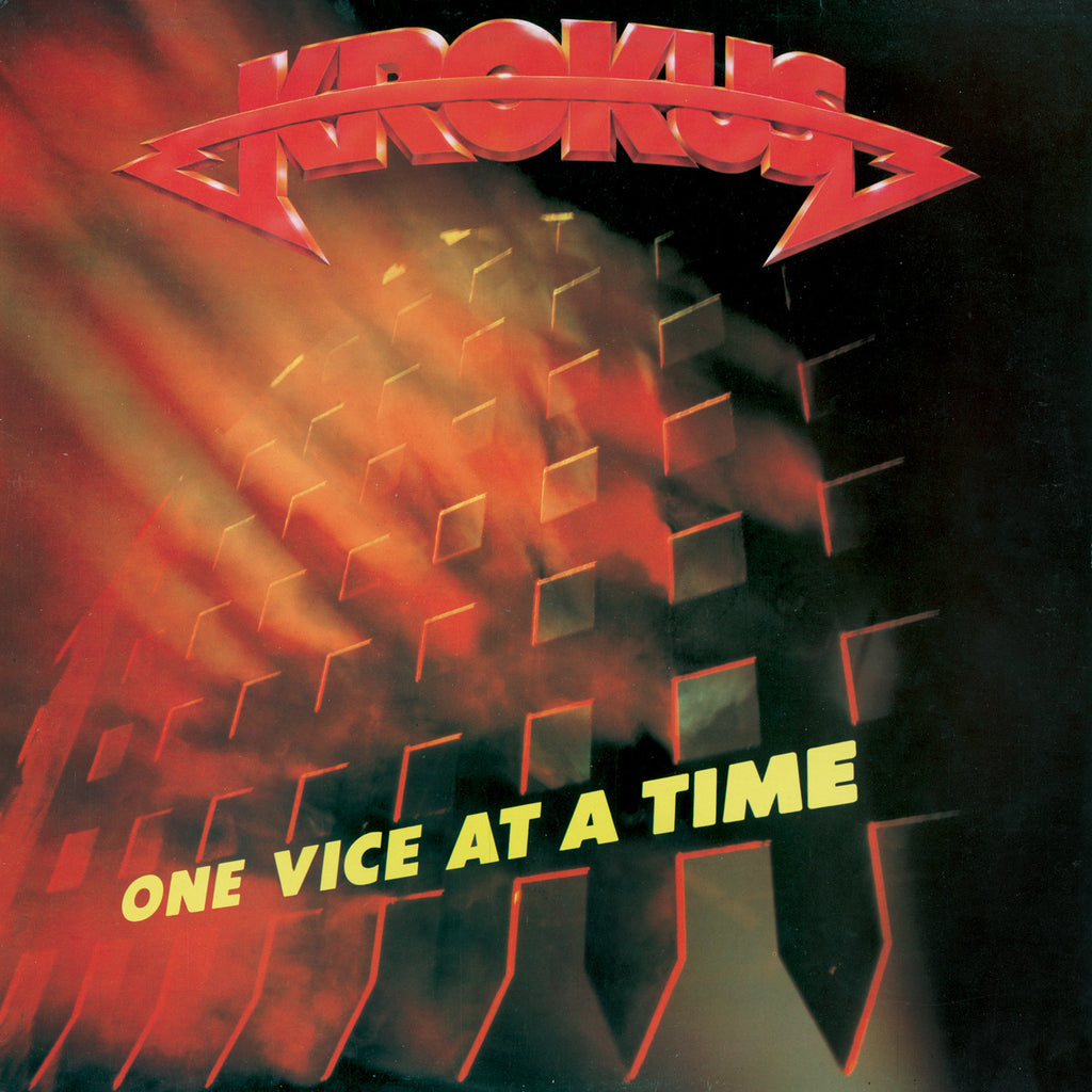 Krokus 'One Vice At A Time' - Cargo Records UK