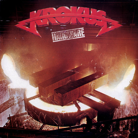 Krokus 'Hardware' - Cargo Records UK