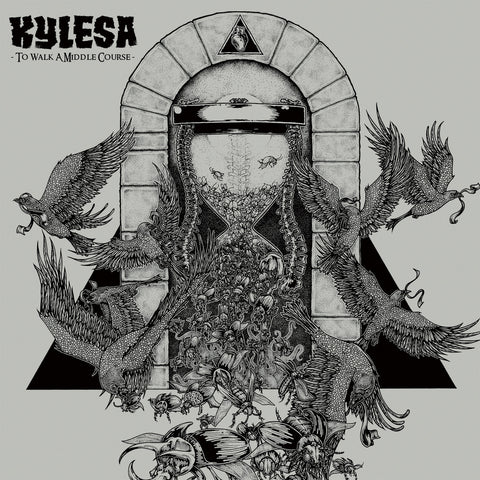 Kylesa 'To Walk A Middle Course' - Cargo Records UK