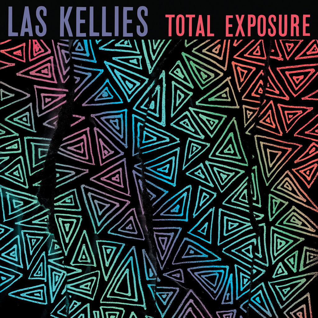 Las Kellies 'Total Exposure' - Cargo Records UK