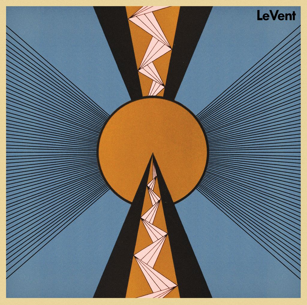 LeVent 'LeVent' - Cargo Records UK