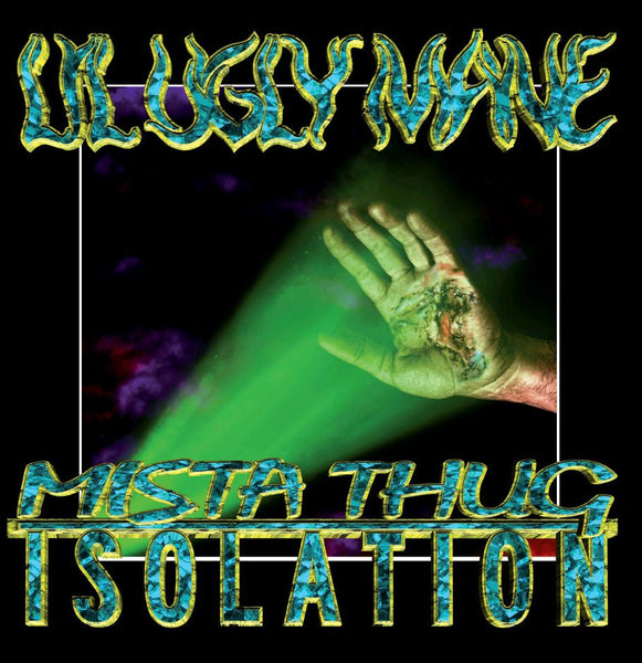 LIL UGLY MANE 'Mista Thug Isolation' 5th Anniversary Edition - Hundebiss - Cargo Records UK