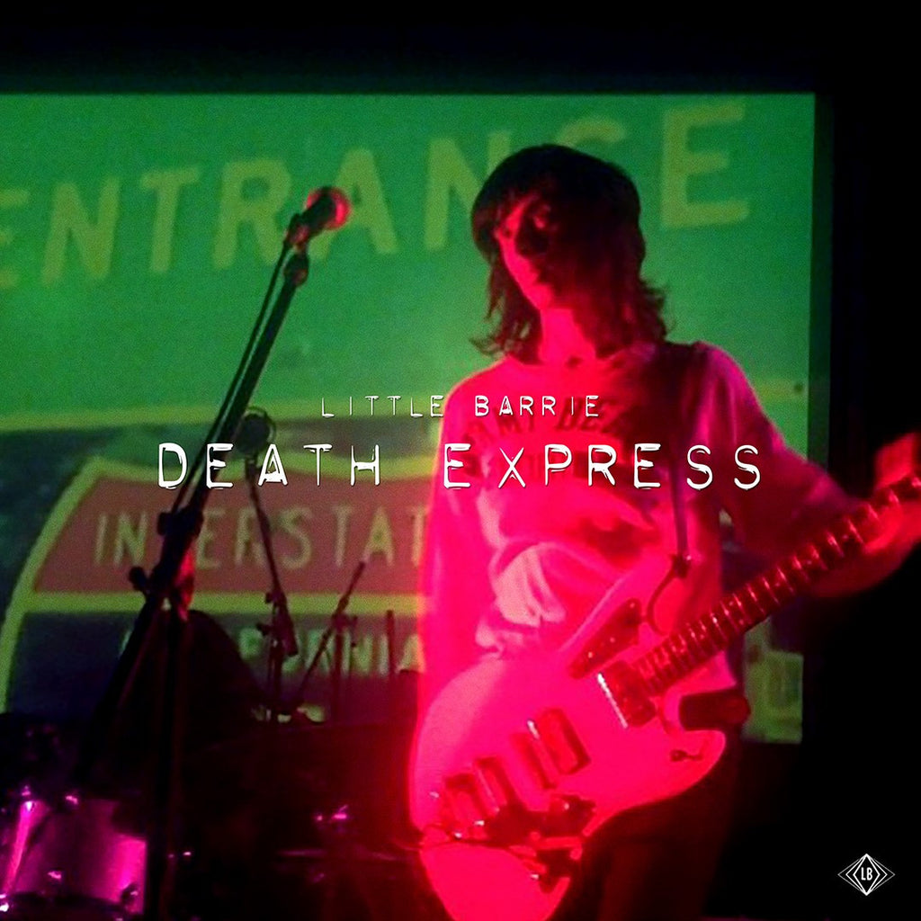 Little Barrie 'Death Express' PRE-ORDER