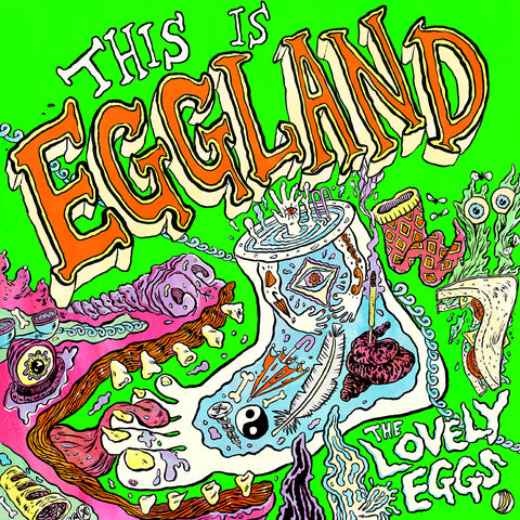 The Lovely Eggs 'This Is Eggland' PRE-ORDER - Cargo Records UK