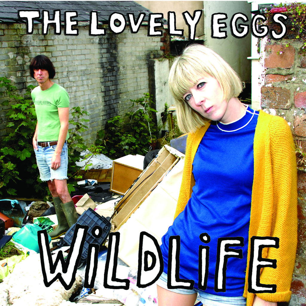 The Lovely Eggs 'Wildlife' - Cargo Records UK