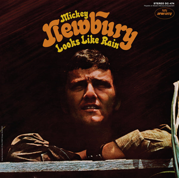 Mickey Newbury 'Looks Like Rain' - Cargo Records UK