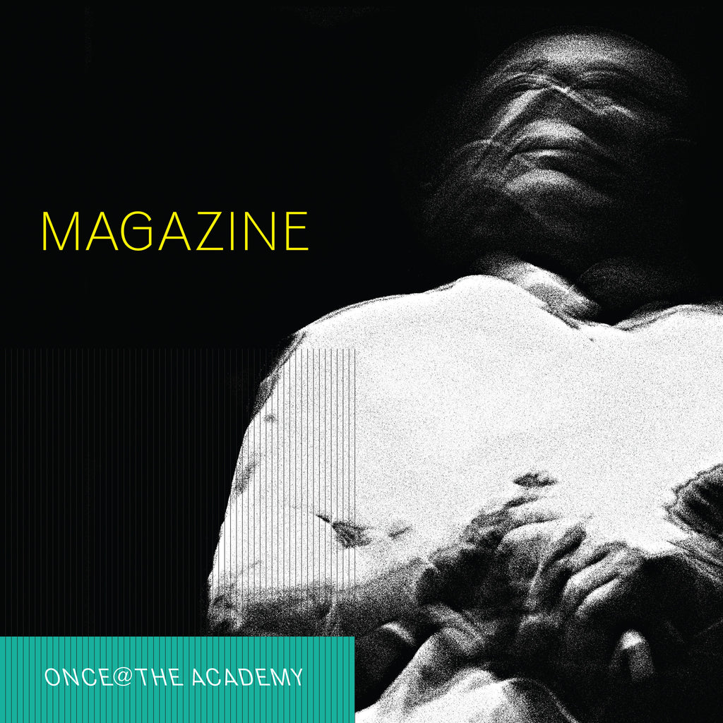 Magazine 'Once At The Academy' - Cargo Records UK