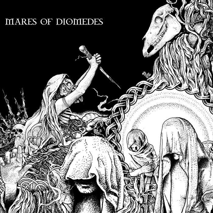 Mares of Diomedes 'Mares of Diomedes' - Cargo Records UK - 1
