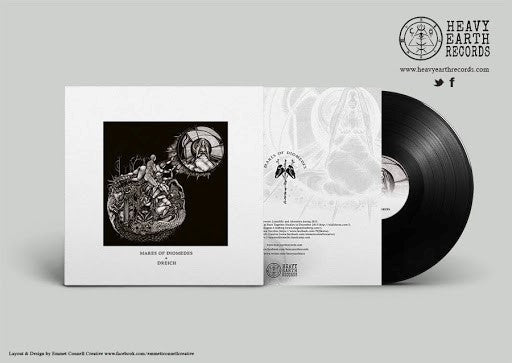 Mares Of Diomedes + Dreich 'Split LP' - Cargo Records UK