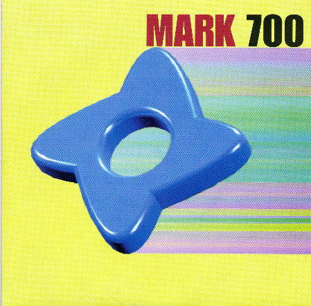 Mark 700 ‎'Domestic Electric Disco EP'