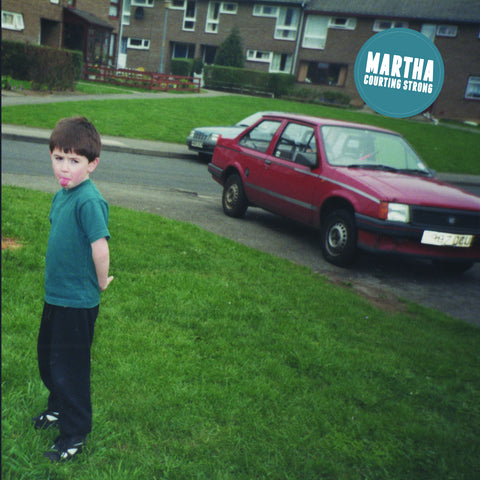Martha 'Courting Strong' - Cargo Records UK