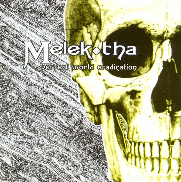 Melek-Tha ‎'Perfect World Eradication' - Cargo Records UK
