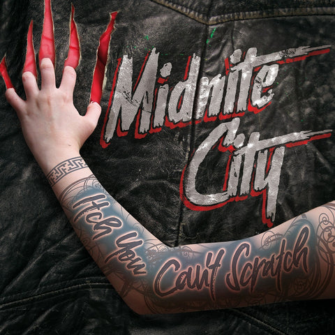 Midnite City 'Itch You Can't Scratch' CD PRE-ORDER