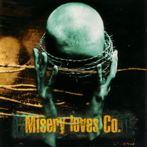 Misery Loves Co. 'S/T (1994 Debut Album)' Vinyl LP - White