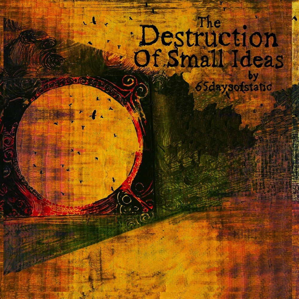 65daysofstatic 'The Destruction of Small Ideas' - Cargo Records UK