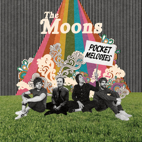 The Moons 'Pocket Melodies' PRE-ORDER