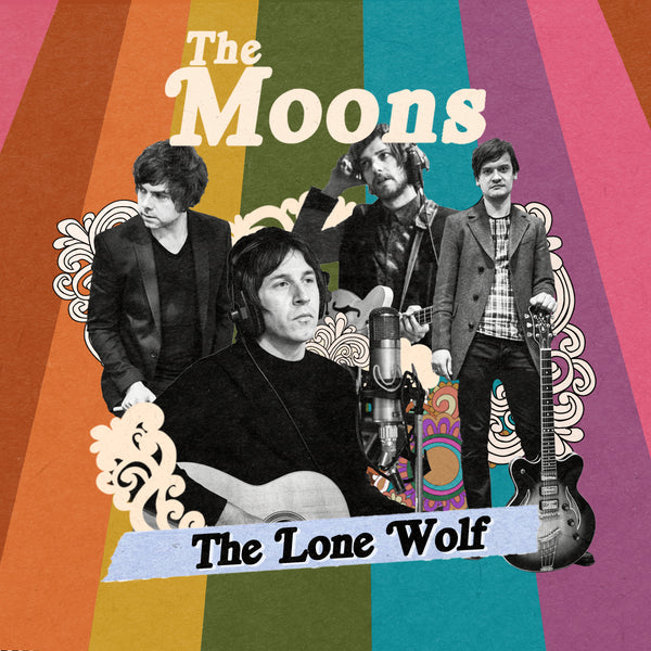 The Moons 'The Lone Wolf' Vinyl 7