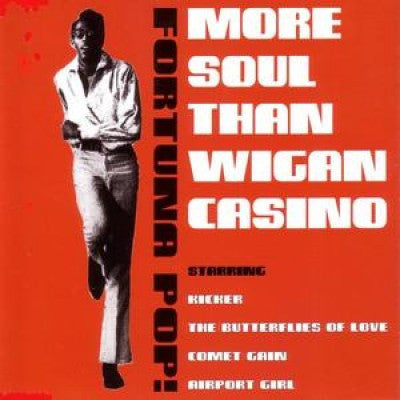 Various Artists 'More Soul Than Wigan Casino' - Cargo Records UK