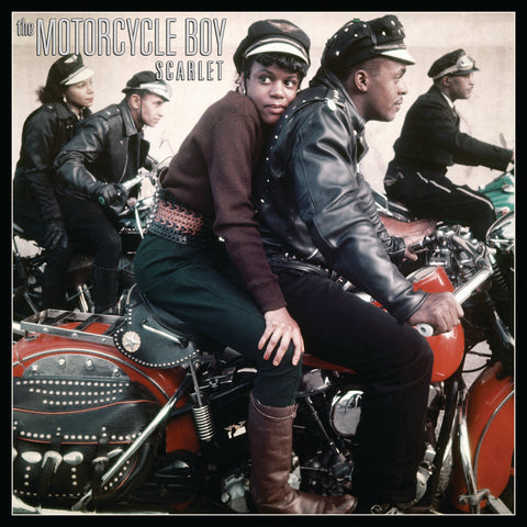 The Motorcycle Boy 'Scarlet'