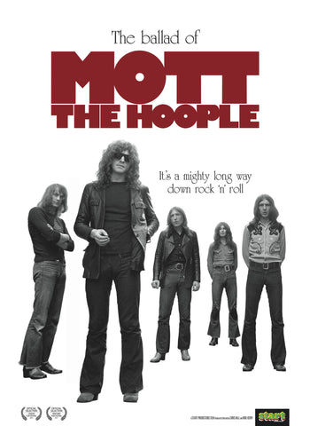 Mott The Hoople 'The Ballad Of Mott The Hoople' - Cargo Records UK
