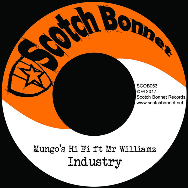 Mungo's Hi Fi ft. Mr. Williamz 'Industry' PRE-ORDER - Cargo Records UK