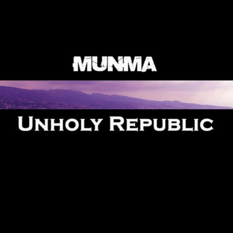 Munma 'Unholy Republic' - Cargo Records UK