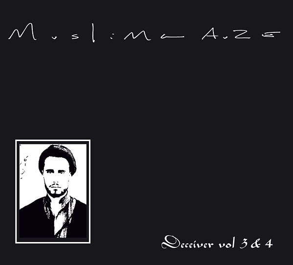 Muslimgauze 'Deceiver Volume 3 & 4' - Cargo Records UK