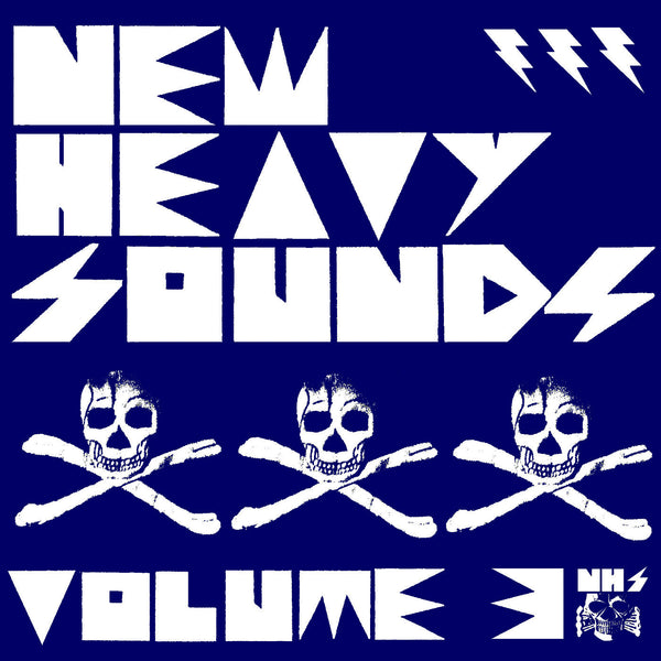 Various Artists 'New Heavy Sounds Vol. 3' - Cargo Records UK