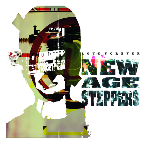 New Age Steppers ‎'Love Forever' - Cargo Records UK