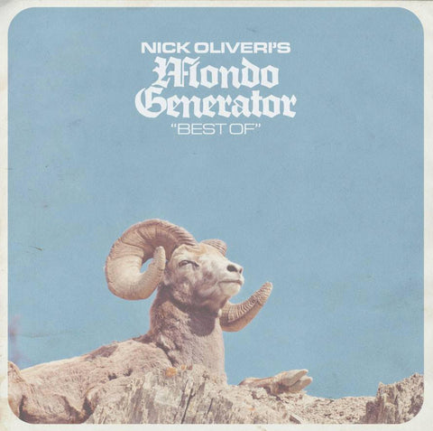 Nick Oliveri's Mondo Generator 'Best Of' - Cargo Records UK