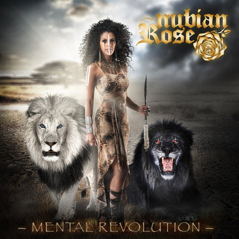 Nubian Rose 'Mental Revolution' Signed Copies - Cargo Records UK