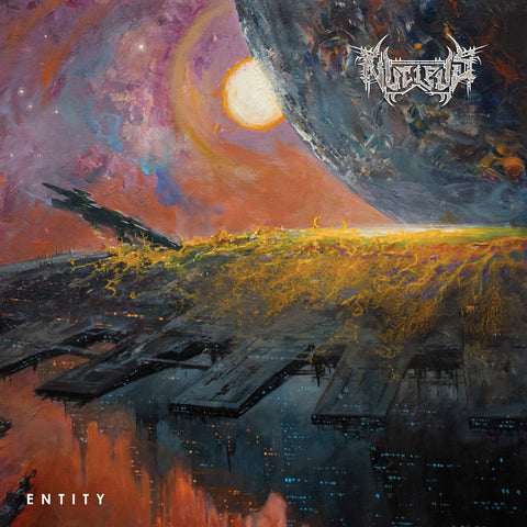 Nucleus 'Entity' Vinyl LP