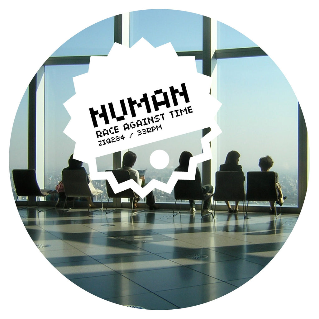 Numan 'Race Against Time' - Cargo Records UK