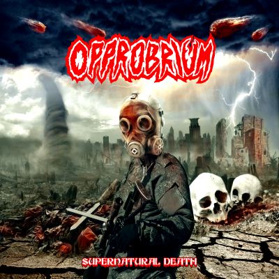 Opprobrium 'Supernatural Death' - Cargo Records UK