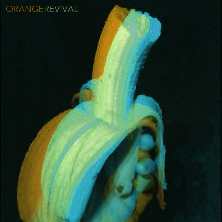 The Orange Revival 'Futurecent' - Cargo Records UK
