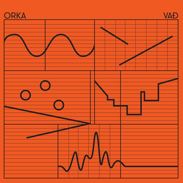 Orka 'Vað' - Cargo Records UK