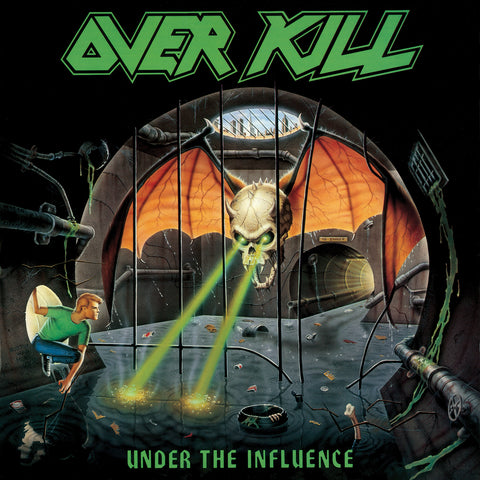 Overkill 'Under The Influence' CD
