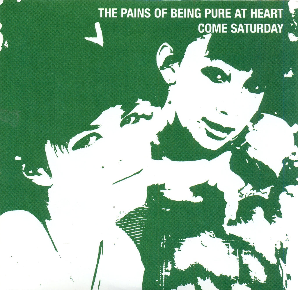 The Pains Of Being Pure At Heart ‎'Come Saturday' Vinyl 7