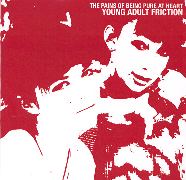 The Pains Of Being Pure At Heart ‎'Young Adult Friction' Vinyl 7