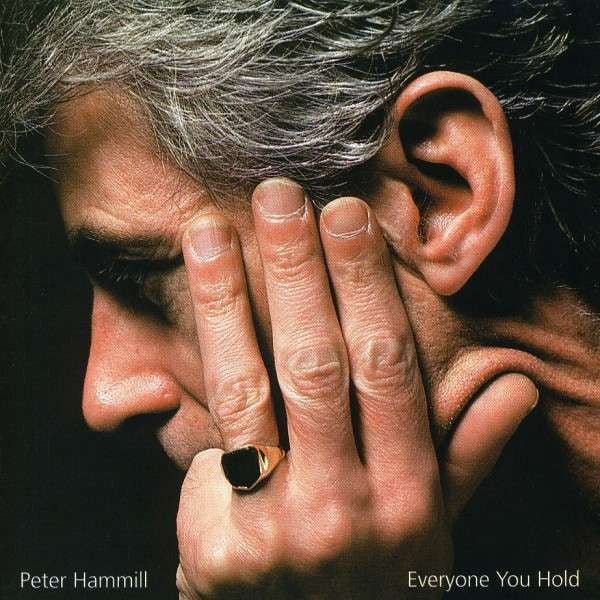 Peter Hammill ‎'Everyone You Hold' - Cargo Records UK