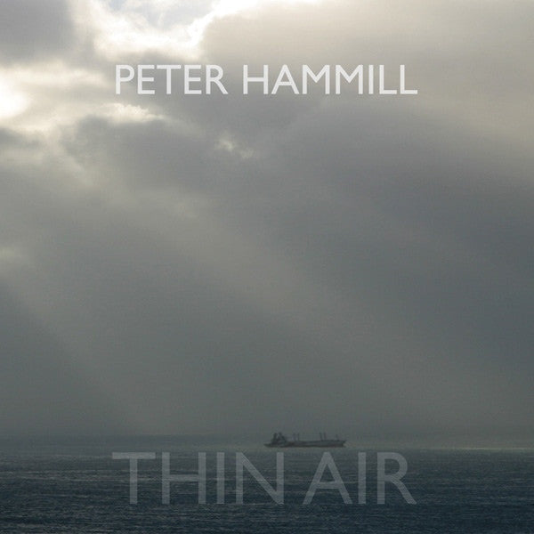 Peter Hammill 'Thin Air' - Cargo Records UK