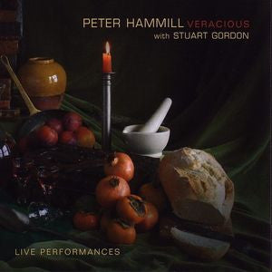 Peter Hammill with Stuart Gordon 'Veracious' - Cargo Records UK