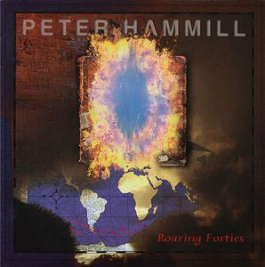 Peter Hammill ‎'Roaring Forties' - Cargo Records UK
