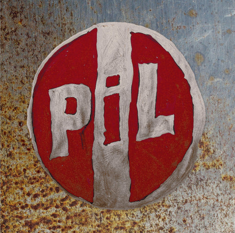 Public Image Limited 'Out Of The Woods' - Cargo Records UK