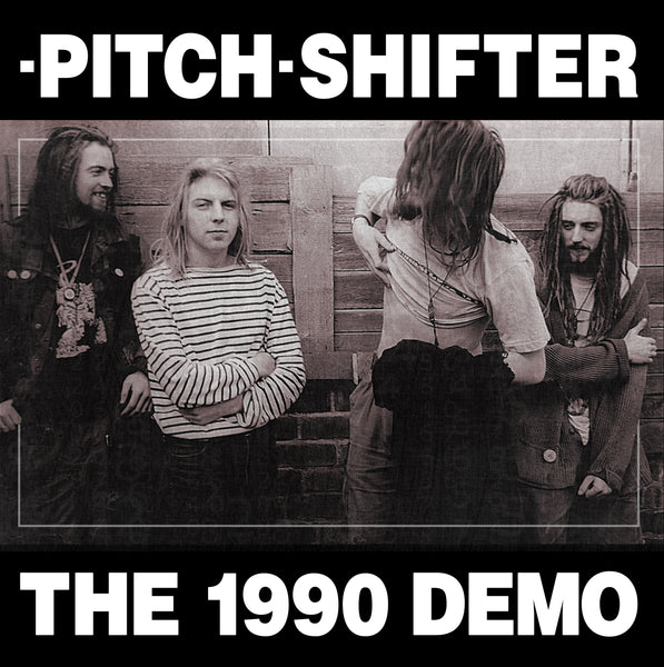 Pitch Shifter 'The 1990 Demo' Vinyl LP - Clear PRE-ORDER