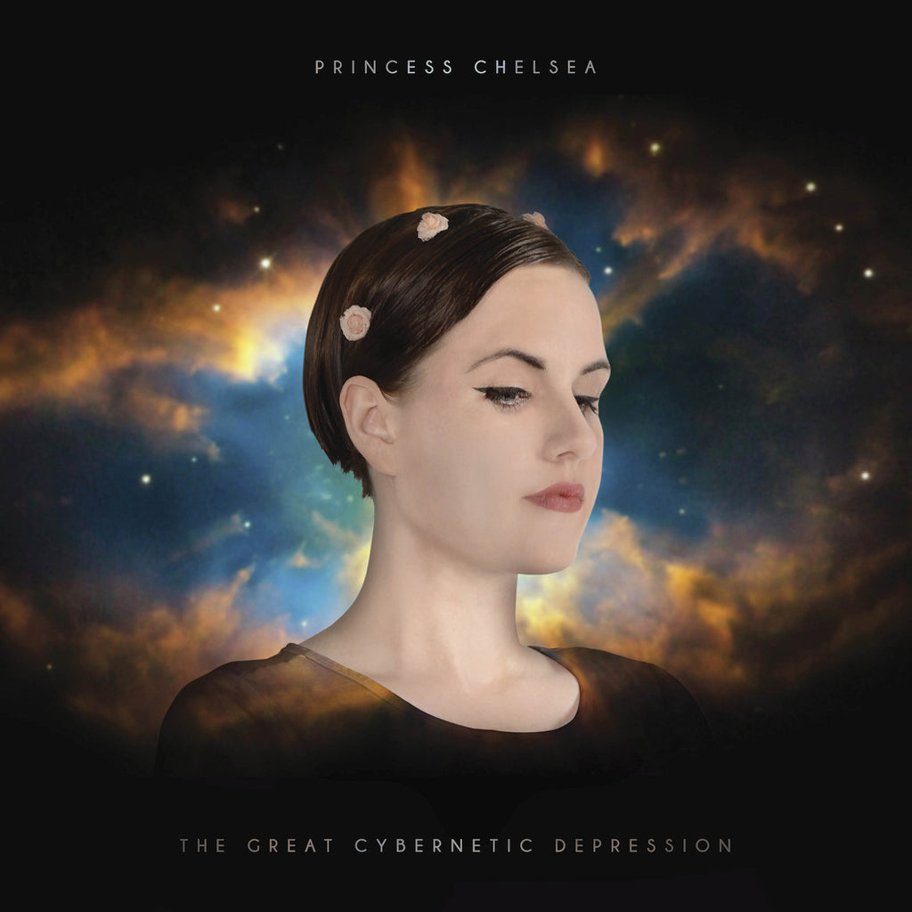 Princess Chelsea 'The Great Cybernetic Depression' - Cargo Records UK