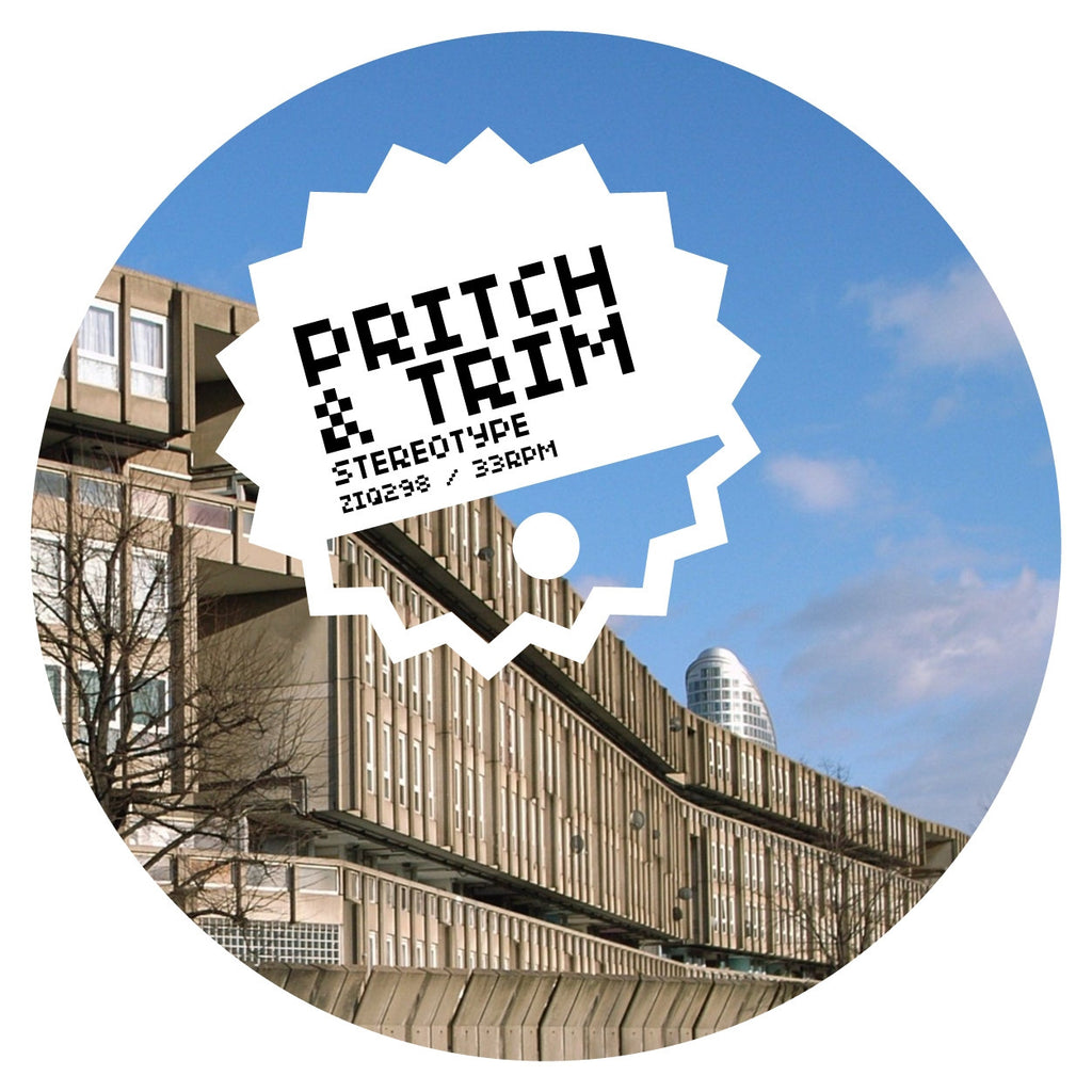 Pritch & Trim 'Stereotype-Kiss My Arse' - Cargo Records UK