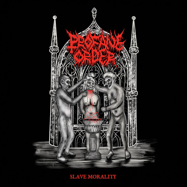Profane Order 'Slave Morality' Vinyl LP + Download Card