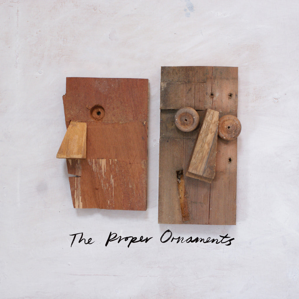 The Proper Ornaments 'Wooden Head' - Cargo Records UK
